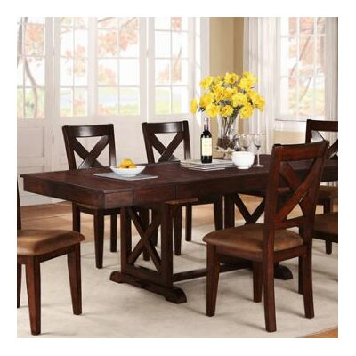 Extending Dining Room Table alcott hill mannox extendable dining table & reviews | wayfair