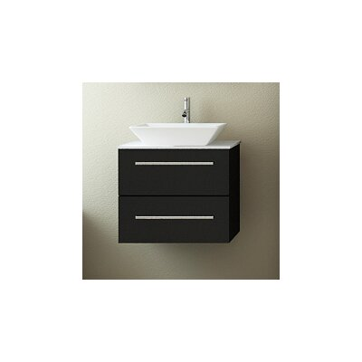 "jwh living carina 24"" single wall mounted bathroom vanity set"
