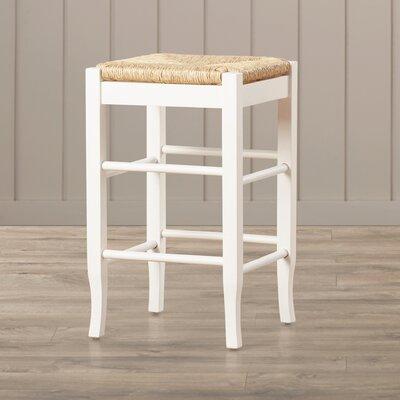 hogan 24 bar stool with cushion