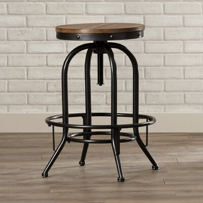 Trent Austin Design Empire Adjustable Height Swivel Bar Stool