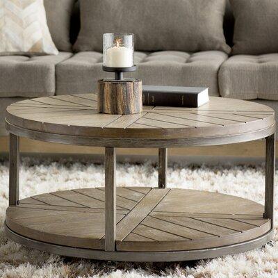 trent austin design drossett coffee table & reviews   wayfair