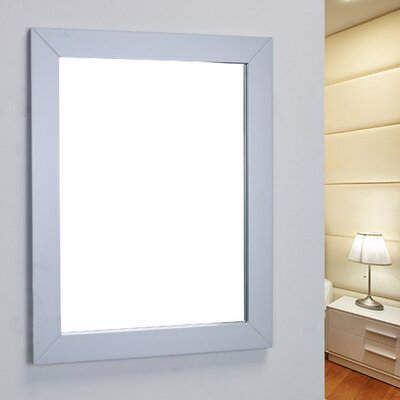 Brayden Studio Piccirillo Modern Framed Bathroom Wall Mirror Reviews Wayfair