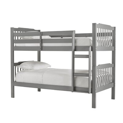 viv rae theodore twin bunk bed reviews wayfair - Bunk Bed Frame