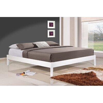 altozzo manhattan platform bed & reviews   wayfair