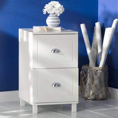 Beachcrest Home Orange City 2 Drawer Filing Cabinet U0026 Reviews | Wayfair