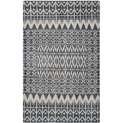 World Menagerie Gretta Charcoal Contemporary Area Rug U0026 Reviews | Wayfair