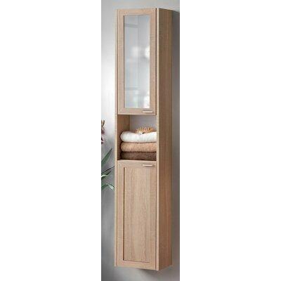 30 x 160cm wall mounted tall bathroom cabinettall bathroom cabinets wayfair co uk