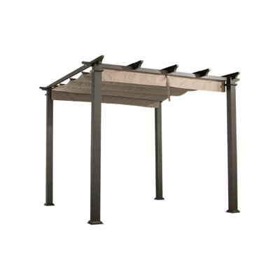 Home Loft Concept Seville 4 X 3M Pergola & Reviews | Wayfair.Co.Uk