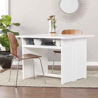 Latitude Run Washam Convertible Dining Table U0026 Reviews | Wayfair
