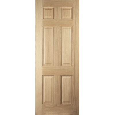 Jeld Wen Oregon Panel White Oak Veneer Slab Internal Door