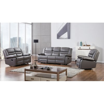 AmericanEagleInternationalTrading Bayfront 3 Piece Living Room Set U0026  Reviews | Wayfair