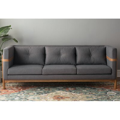 Union Rustic Sima Classic Modern Sofa U0026 Reviews | Wayfair