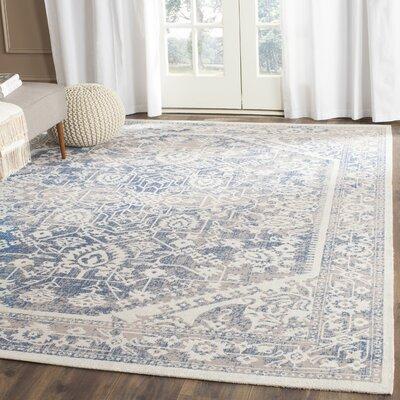safavieh patina grayblue area rug u0026 reviews wayfair - Safavieh Rug