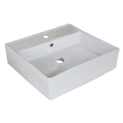 Bathroom Sinks Above Counter jade bath above counter square vessel bathroom sink with overflow