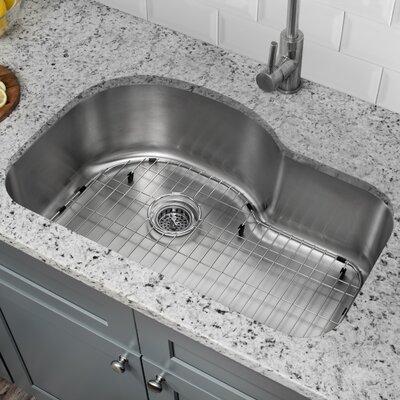 IPT Sink Company 18 Gauge Stainless Steel 31.5\