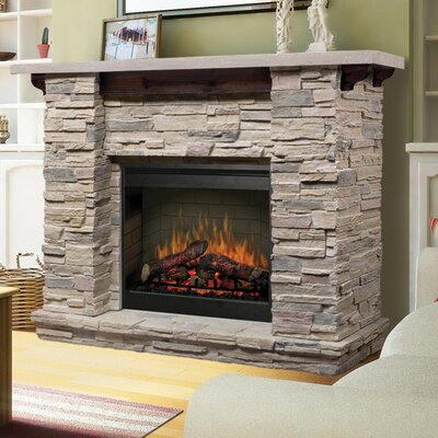 Dimplex Featherston Electric Fireplace  Reviews Wayfair - Dimplex electric fireplaces