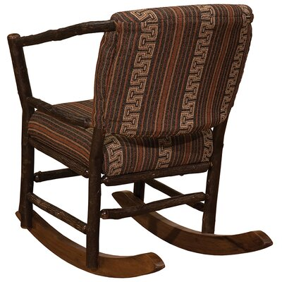 Furniture Living Room Furniture ... Wood Rocking Chairs Fireside Lodge ...