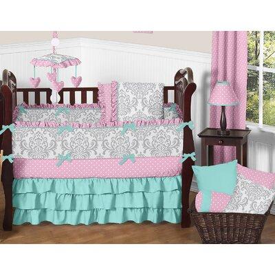 Sweet Jojo Designs Skylar 9 Piece Crib Bedding Set Reviews