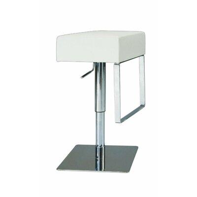 sc 1 st  Wayfair & Chintaly Adjustable Height Swivel Bar Stool u0026 Reviews | Wayfair islam-shia.org