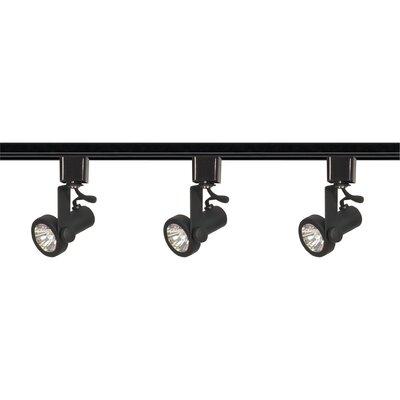nuvo lighting gimbal 3light line voltage ring track kit u0026 reviews wayfair - Nuvo Lighting