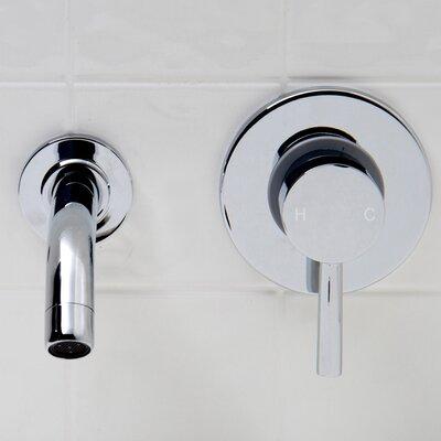 Vigo Bathroom Faucets vigo olus wall mount bathroom faucet & reviews | wayfair