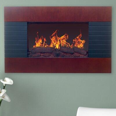Northwest Wall Mount Electric Fireplace & Reviews | Wayfair