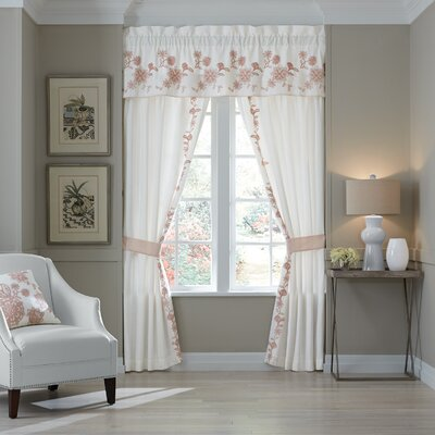 Croscill Curtains Enticing Croscill Valances With Beautiful Unique Motif For Window Jcpenney