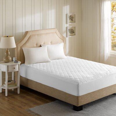Beautyrest 15 Cotton Heated Mattress Pad Reviews Wayfair