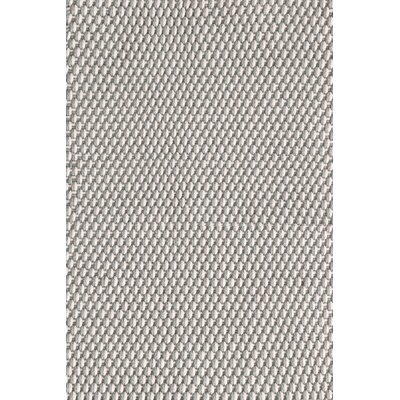 Dash and Albert Rugs Two-Tone Rope Hand-Woven Platinum/Ivory ...