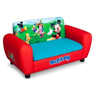 - Delta Children Disney Mickey Mouse Kids Sofa & Reviews Wayfair