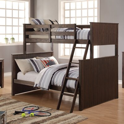 ACME Furniture Hector Twin Over Full Bunk Bed Customizable Bedroom