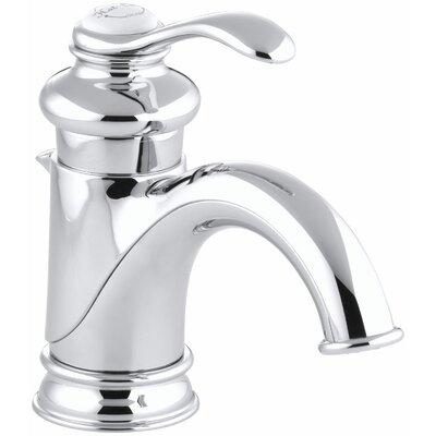 Kohler Fairfax Single Hole Bathroom Sink Faucet With Single Lever. One Hole Sink Faucet   Soscia net