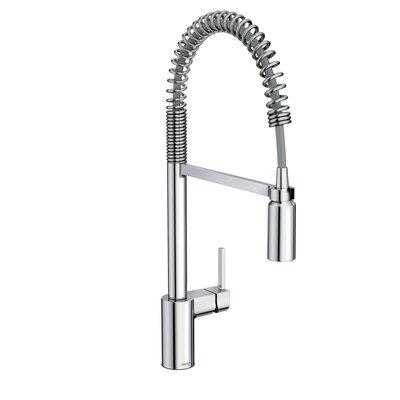Moen Align Pull Down Single Handle Kitchen Faucet With Duralock Reviews Wayfair