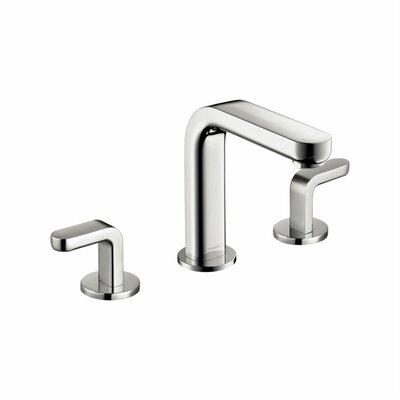 Hansgrohe Metris S Two Handles Widespread Standard Bathroom Faucet U0026  Reviews | Wayfair