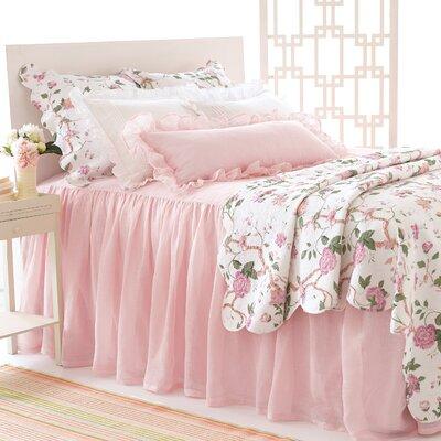 pine cone hill savannah linen gauze blush bedspread u0026 reviews wayfair - Pine Cone Hill Bedding