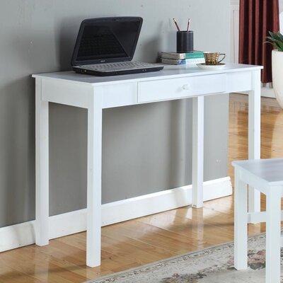 inroom designs writing desk reviews wayfair - Designer Writing Desk