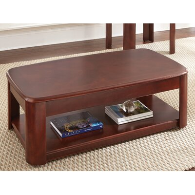 steve silver furniture lidya coffee table with lift top u0026 reviews wayfair - Steve Silver Furniture