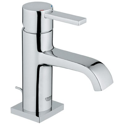 Bathroom Faucet Grohe grohe allure single handle single hole bathroom faucet & reviews
