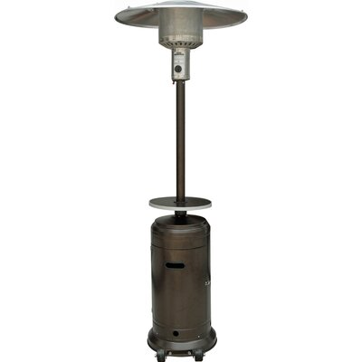 AZ Patio Heaters Tall 41,000 BTU Propane Patio Heater U0026 Reviews | Wayfair