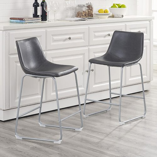 Mary Kate 24 Quot Bar Stool Amp Reviews Allmodern