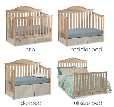 convert crib to bed gorgeous kendall toddler bed conversion kit