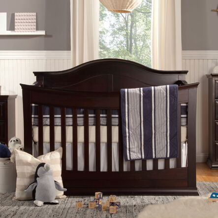 davinci meadow 4in1 convertible crib