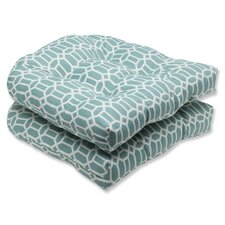 Rhodes Outdoor Seat Cushion (Set of 2)