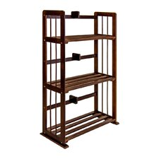 """Charnley 34"""" Etagere Bookcase"""