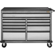 """Premier Series 52""""W 10-Drawer Tool Chest"""