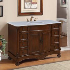 "Windsor 48"" Single Bathroom Vanity Set"