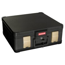 Molded Fire & Water Resistant Safety Chest in Black