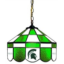"""NCAA 14"""" Wide Swag Hanging Lamp"""
