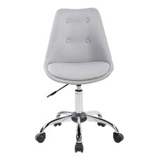 Techni Mobili Mid-Back Desk Chair