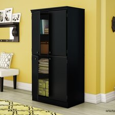 Morgan 4 Door Storage Cabinet
